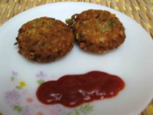 Bread Patty ( Bread Cutlet)
