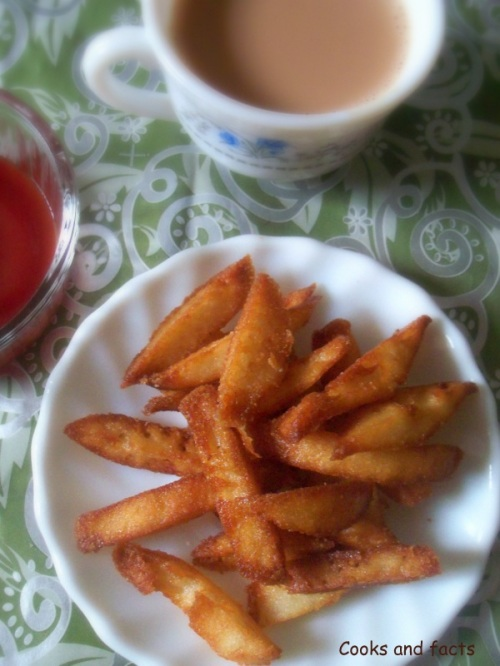 Idly fry chips