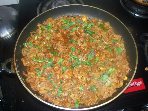 veal dry fry