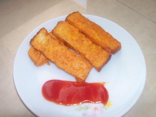 Bread Bhaji