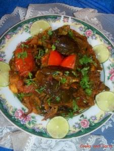 Eggplant Roast 1