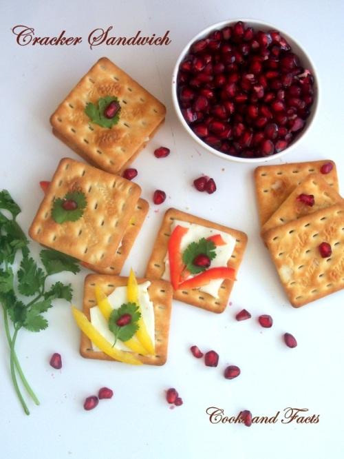 cracker sandwichs