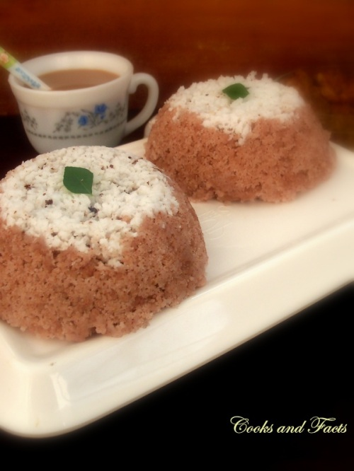 rice steamed cake