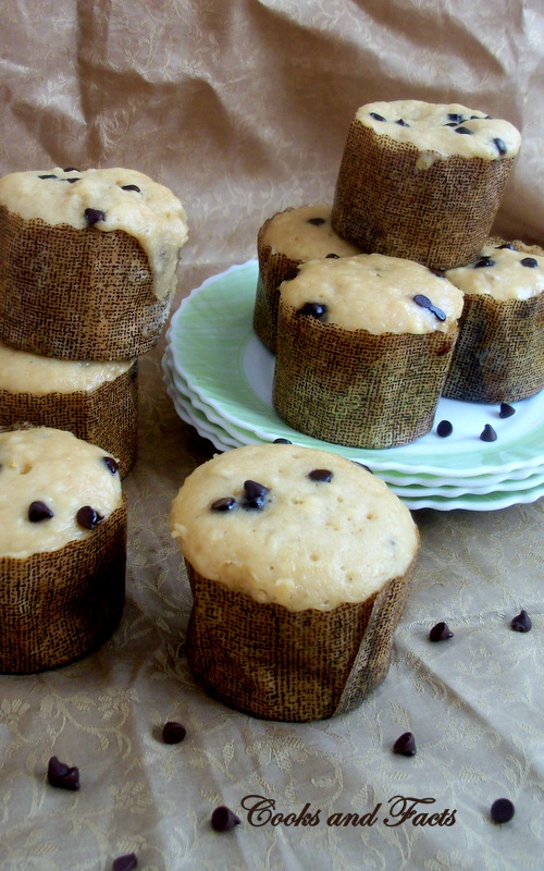 Microwave muffins