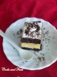 Chocolate Vanilla Cakes